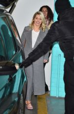 MOLLIE KING Arrives at This Morning Show in London 11/30/2017