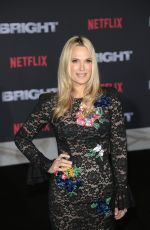 MOLLY SIMS at Bright Premiere in Los Angeles 12/13/2017