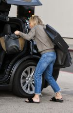 MOLLY SIMS Out Shopping in Los Angeles 12/19/2017