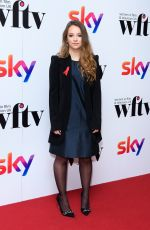 MOLLY WINDSOR at Sky Women in Film and TV Awards in London 11/30/2017
