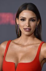 NADIA GRAY at Bright Premiere in Los Angeles 12/13/2017