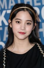 NANA OU-YANG at 2017 Breakthrough Prize Ceremony in Mountain View 12/03/2017