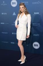 NATALIE DORMER at British Independent Film Awards in London 12/10/2017