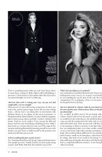 NATALIE DORMER in The Rake Magazine, December 2017