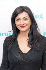 NATALIE J. ROBB at This Morning Show in London 12/15/2017