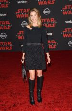 NATALIE MORALES at Star Wars: The Last Jedi Premiere in Los Angeles 12/09/2017