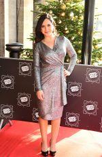 NAZANEEN GHAFFAR at Tric Awards Christmas Lunch in London 12/12/2017