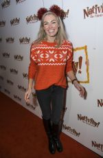NELL MCANDREW at Nativity Gala Night in London 12/14/2017