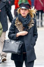 NICKY HILTON Out and About in New York 12/12/2017