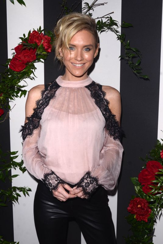 NICKY WHELAN at Land of Distraction Launch Party in Los angeles 11/30/2017