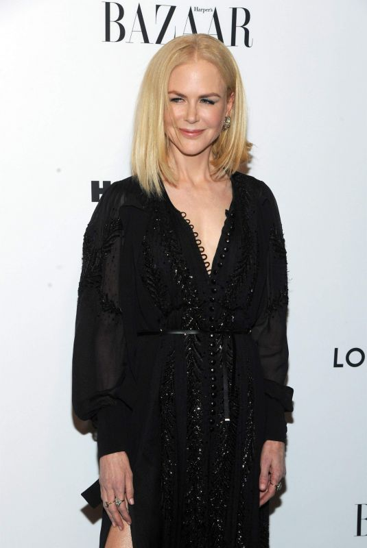 NICOLE KIDMAN at Lincoln Center Corporate Fund Gala in New York 11/30/2017