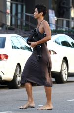 NICOLE MURPHY Out and About in Beverly Hills 12/29/2017