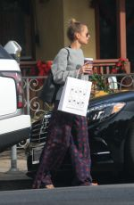 NICOLE RICHIE and Joe Madden Out in Los Angeles 12/26/2017