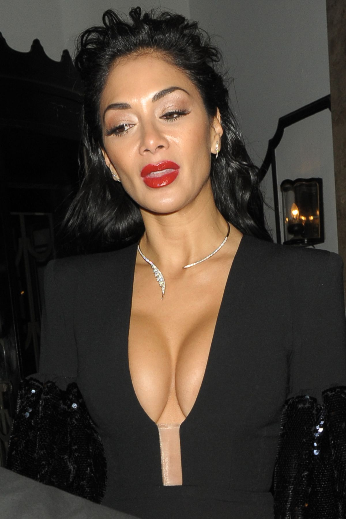 NICOLE SCHERZINGER at Brilliant is Beautiful VIP Gala ... Nicole Scherzinger
