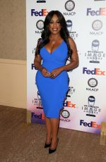 NIECU NASH at 49th Naacp Image Awards Nominees Luncheon in Beverly Hills 12/16/2017
