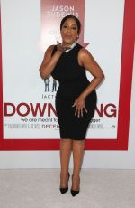 NIECY NASH at Downsizing Premiere in Los Angeles 12/18/2017