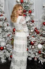 NINA AGDAL at NYBG Winter Wonderland Gala in New York 12/15/2017