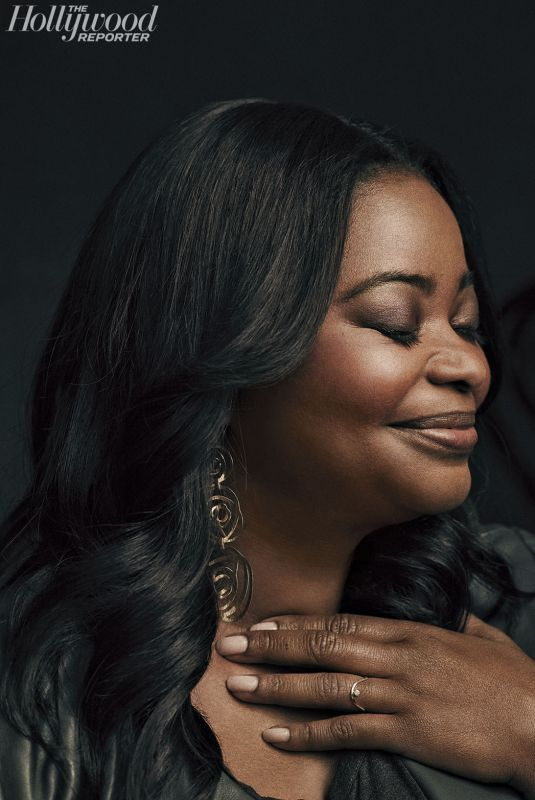 OCTAVIA SPENCER for The Hollywood Reporter's Live Roundtable, December 2017