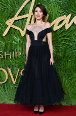 OLGA KURYLENKO at British Fashion Awards 2017 in London 12/04/2017