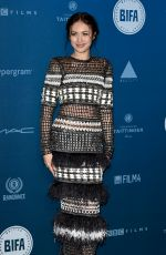 OLGA KURYLENKO at British Independent Film Awards in London 12/10/2017