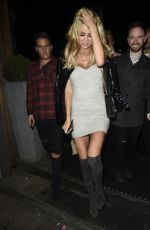 OLIVIA ATTWOOD Night Out in Manchester 12/02/2017
