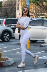 OLIVIA CULPO Shopping for Groceries at Whole Foods in Los Angeles 12/26/2017