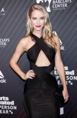 OLIVIA JORDAN at Sports Illustrated Sportsperson of the Year 2017 Awards in New York 12/05/2017