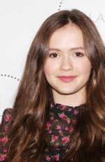 OLIVIA SANABIA at Dove x Bellami Collection Launch Party in Culver City 12/02/2017