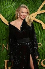 PAMELA ANDERSON at British Fashion Awards 2017 in London 12/04/2017