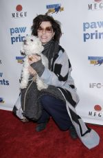 PARKER POSEY at 1st Annual Paw Prints Paw-liday Screening in New York 12/19/2017