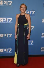 PAULA RADCLIFE at BBC Sports Personality of the Year Awards in Liverpool 12/17/2017