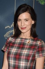 PERREY REEVES at Brooks Brothers Holiday Celebration with St Jude Children's Research Hospital in Beverly Hills 12/02/2017