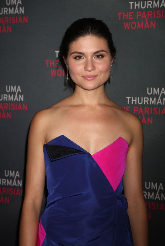 PHILLIPA SOO at The Parisian Woman Opening Night in New York 11/30/2017