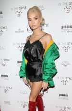 PIA MIA PEREZ at Pia Mia x In The Style Collaboration Launch Party in London 12/06/2017