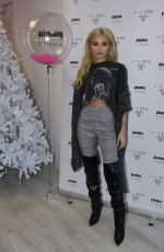 PIA MIA PEREZ at The In The Style HQ in Manchester 12/08/2017