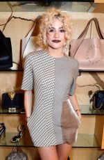 PIXIE LOTT at Stella McCartney Christmas Lights 2017 Party in London 12/06/2017