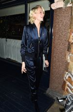 POPPY DELEVINGNE at Love Magazine Christmas Party in London 12/12/2017