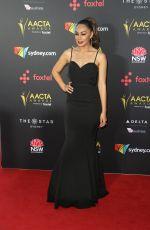 PRINNIE STEVENS at 2017 AACTA Awards in Sydney 12/06/2017