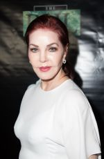 PRISCILLA PRESLEY at Farinelli and the King Opening Night in New York 12/17/2017