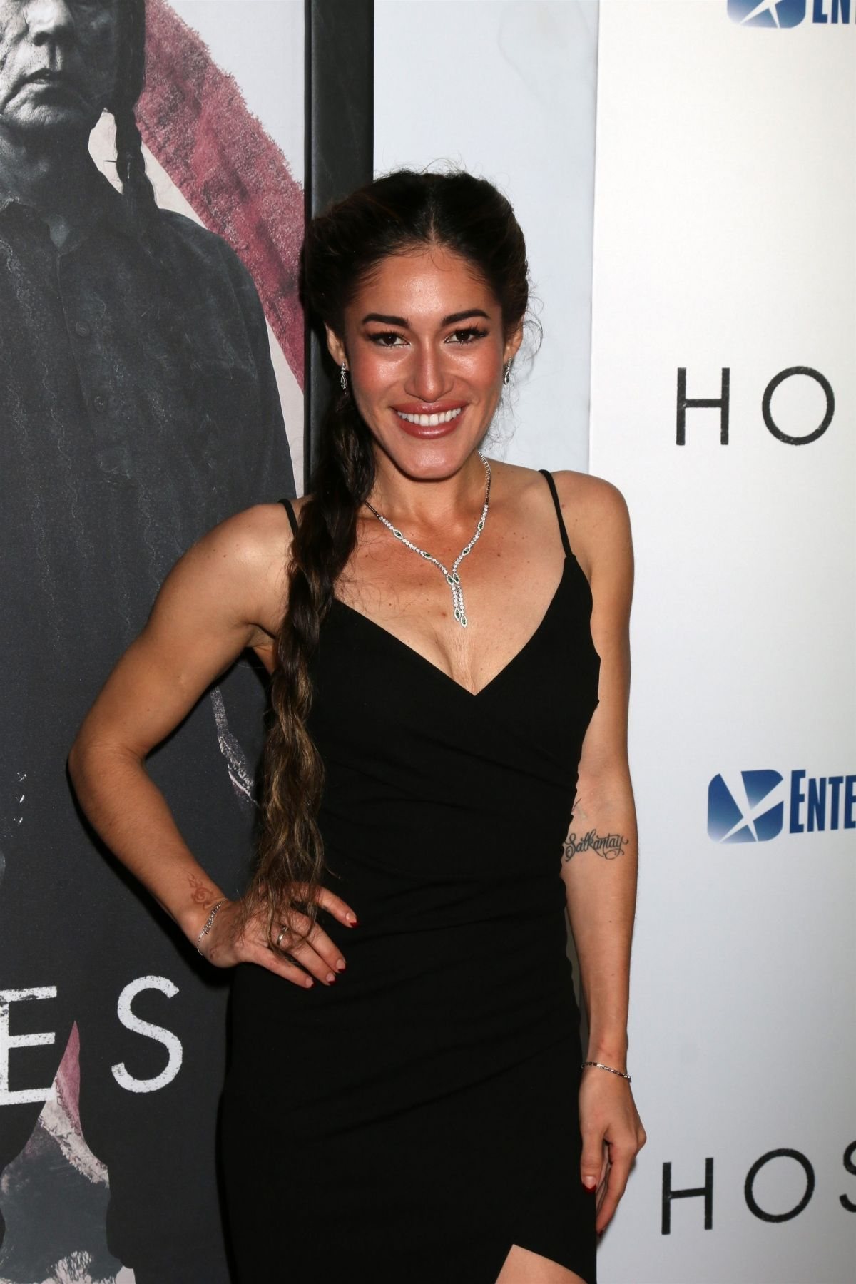 qorianka kilcher 2017 - photo #13