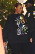 QUEEN LATIFAH at Jay-Z