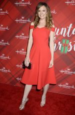 RACHEL BOSTON at Christmas at Holly Lodge Screening in Los Angeles 12/04/2017