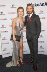 RACHEL RILEY at World Aids Day Gala to Promote Grassroot Soccer in London 12/01/2017