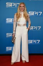 REBECCA ADLINGTON at Sports Personality of the Year Awards in Liverpool 12/17/2017