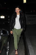 REBECCA BLACK at Dream Hotel in Los Angeles 12/03/2017