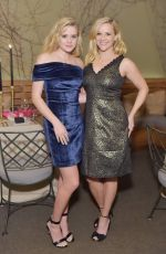 REESE WITHERSPOON at Jewelry Collaboration Dinner in West Hollywood 12/04/2017