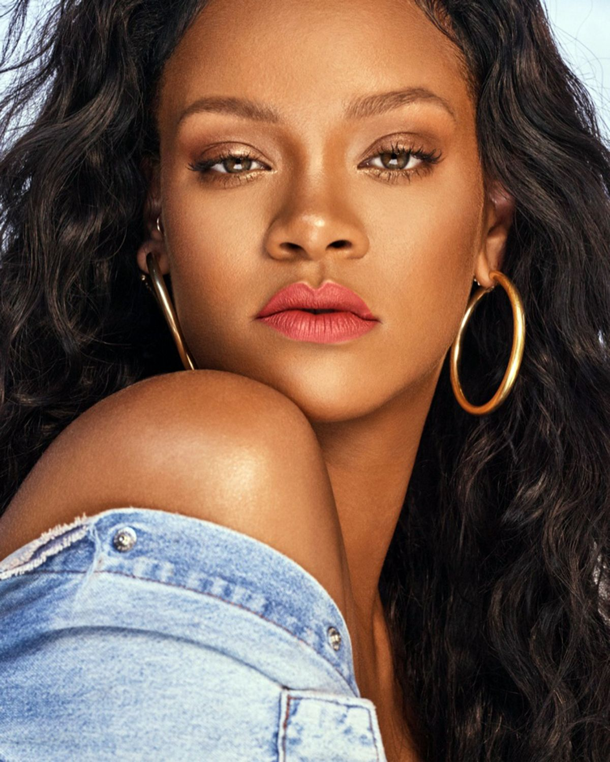 RIHANA for Mattemoiselle, Her Fenty Cosmetics Brand's New Lipstick ...