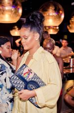 RIHANNA at Fenty