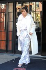 RITA ORA Leaves Her Hotel in New York 12/07/2017