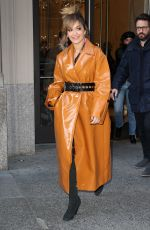 RITA ORA Out in New York 12/07/2017